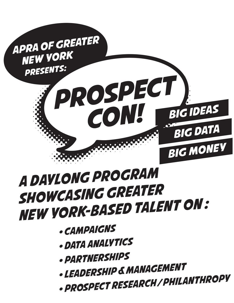 Apra Of Greater New York Prospectcon 2018
